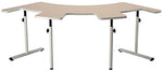 AD-AS/POPULAS FURNITURE KNOW ADJUST™ SERIES HEIGHT ADJUSTABLE DESKS, TABLES & THERAPY TABLES