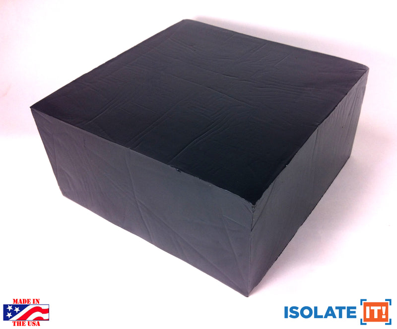 "Actual product photo of the 6"" x 6"" x 3"" 0266300"