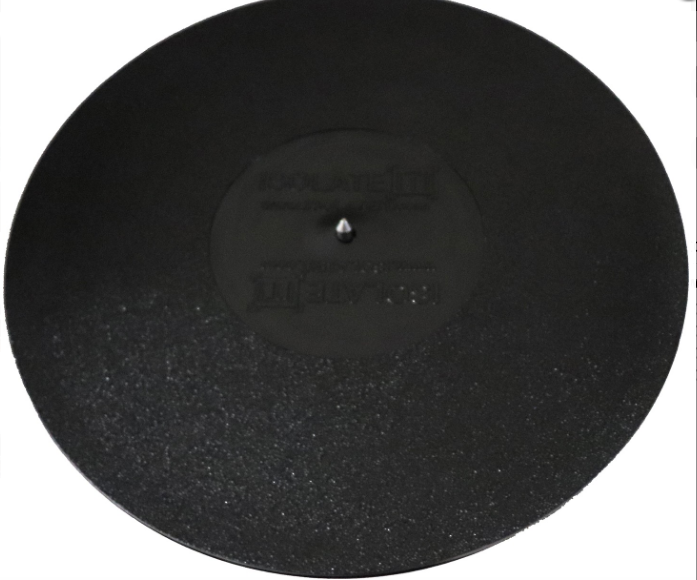 Isolate IT Sorbothane Hi-Fi Audiophile Grade Turntable Mat