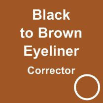 CORRECTIONAL - Black to Brown Eyeliner Corrector