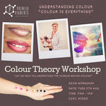 Colour Theory Zoom Workshop - With Nora Barnard