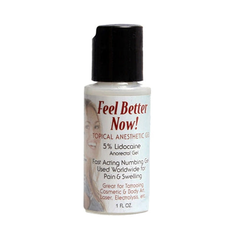 FBN - Feel Better Now Topical Anesthetic Gel