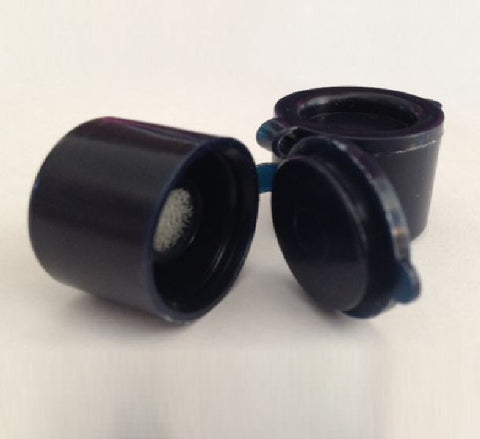 Ink Pots Large With Sponge and Lid (30 pcs)