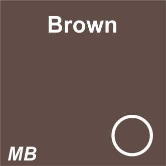 EYEBROW - 3D Microblading | Medium Brows | Brown