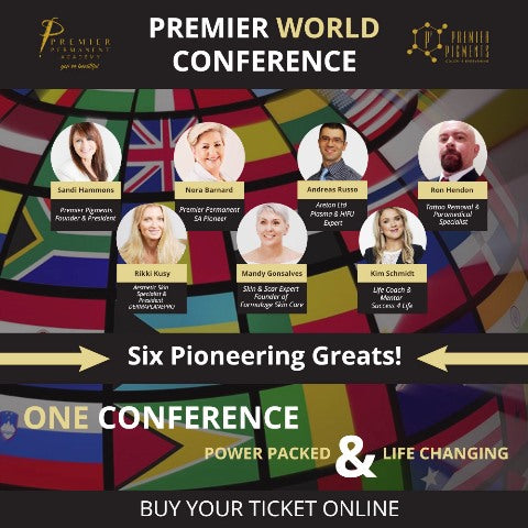 PREMIER WORLD CONFERENCE 27th and 28th October 2019