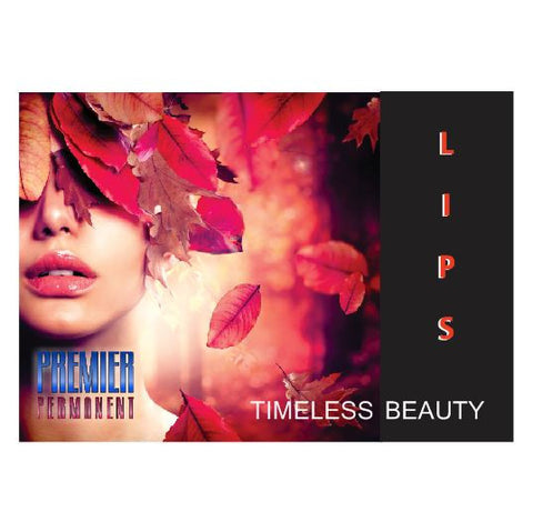 Poster - A2 size PP Lips