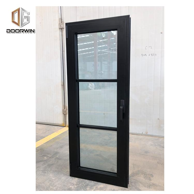 Doorwin 2021-Aluminum tilt open window and turn windows hinge by Doorwin