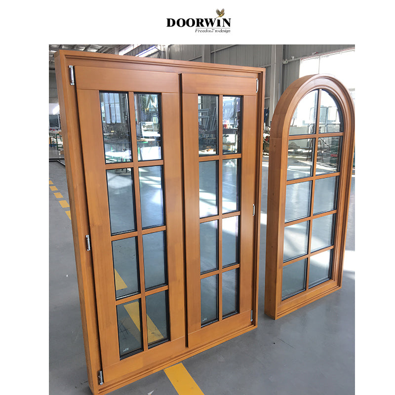 Doorwin 2021House window grill design half moon windows