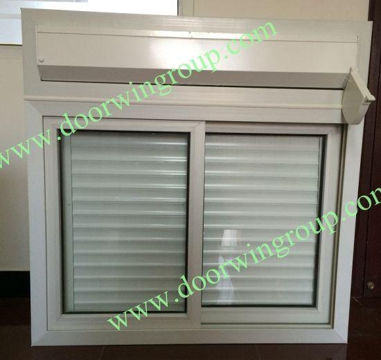 DOORWIN 2021Rolling Shutter & PVC Glass Window for Container House, Competetive PVC Casement Window, Good Quality PVC Window Withe Grille - China PVC Window, PVC Sliding Window