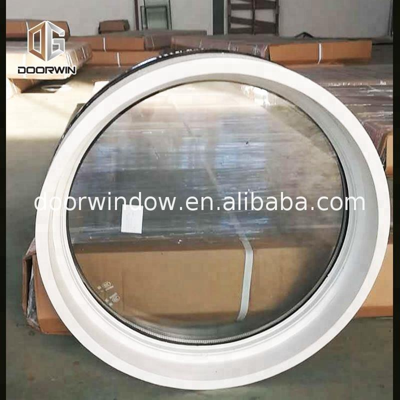 DOORWIN 2021The newest white color windows casement window by Doorwin on Alibaba