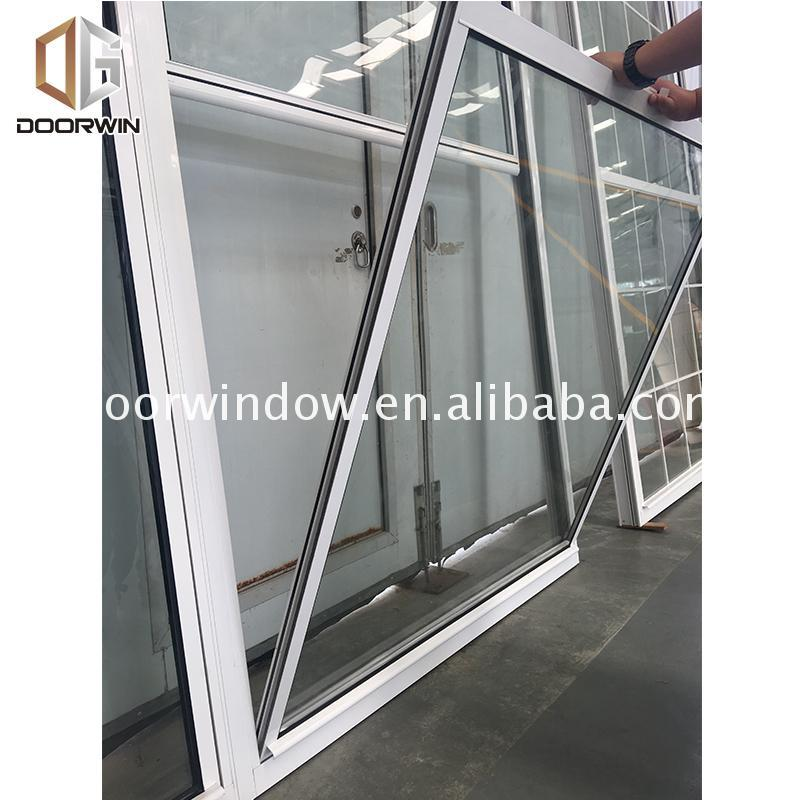 DOORWIN 2021Window grill grids large windows
