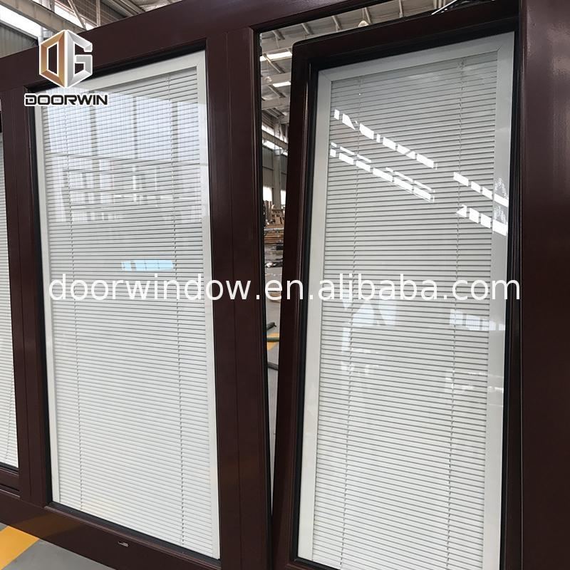 DOORWIN 2021World-class cheap 3 panels casement window