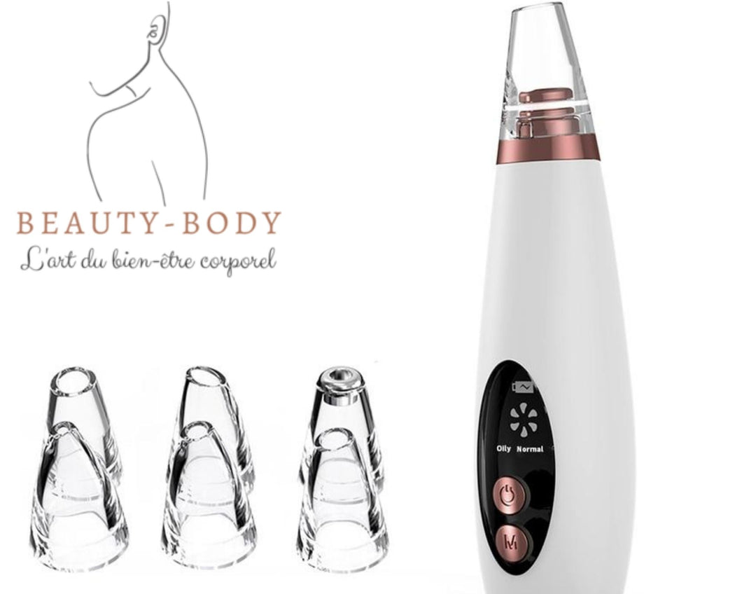 Aspirateur à points noirs Beauty Body™