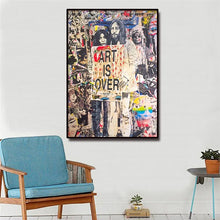 Load image into Gallery viewer, Banksy Street Graffiti Posters