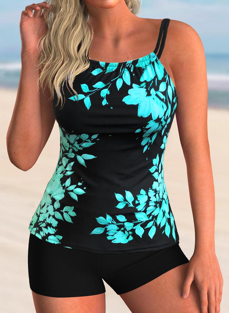 Tankini Swimsuits Floral Tankinis For Women