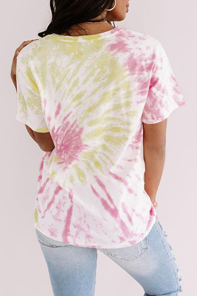 COOL MOM Tie Dye Tee