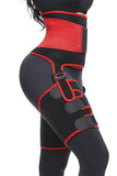Adjustable Fitness Sweat Belt Butt Lifter Thigh Trimmer Shapewear