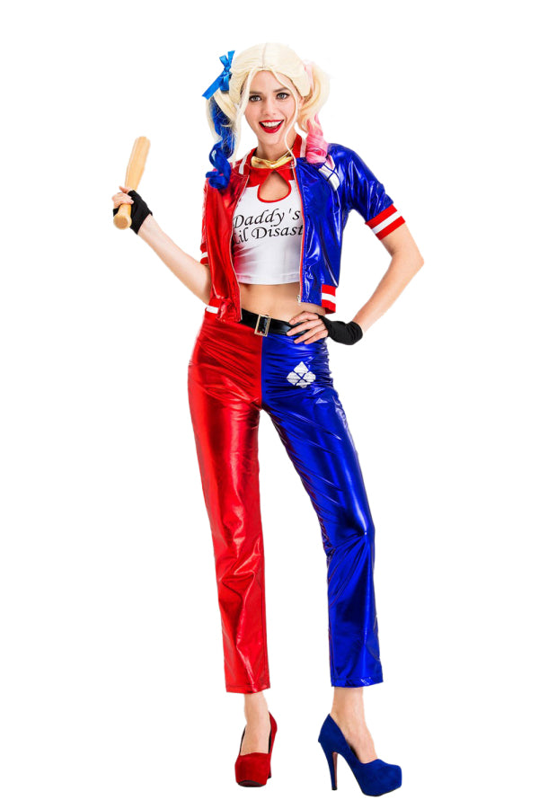 Adult Suicide Squad Harley Quinn Costume