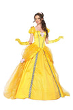 Adult Beauty And The Beast Princess Belle Costume