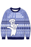 Ugly Christmas Snowman Sweatshirt