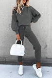 Women's 2 Piece Sweatshirt With Long Pants