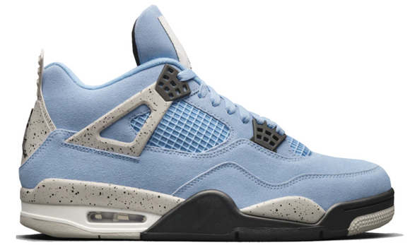 Air Jordan Retro 4 University Blue