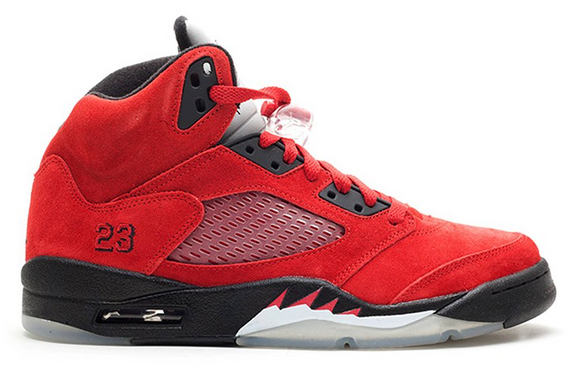 Air Jordan Retro 5 Raging Bull