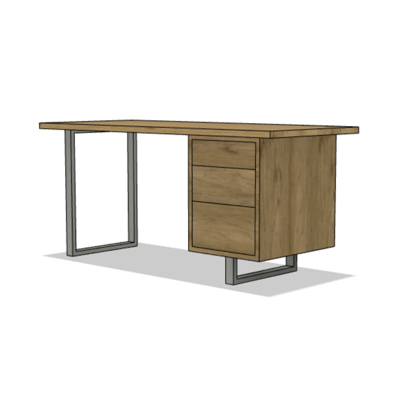 Contemporary Desk