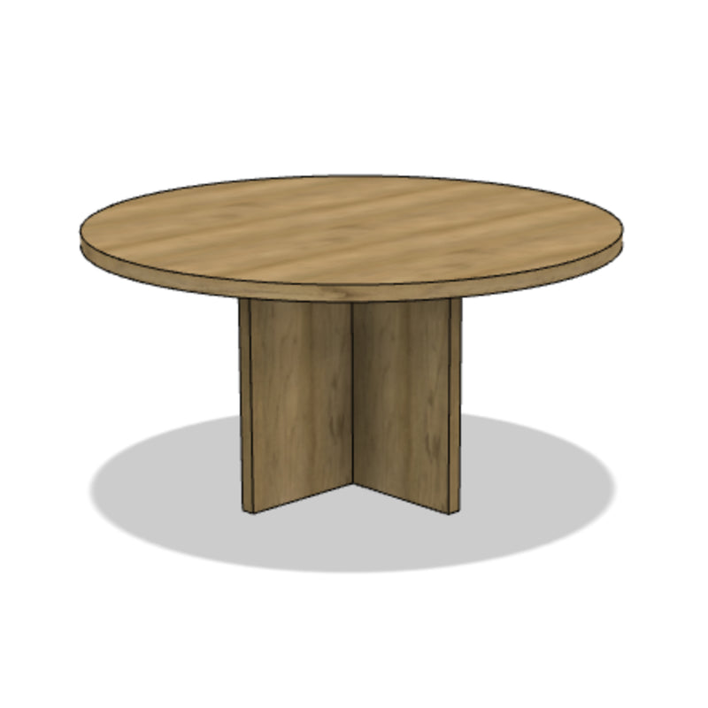 Crosspoint Dining Table (Round)
