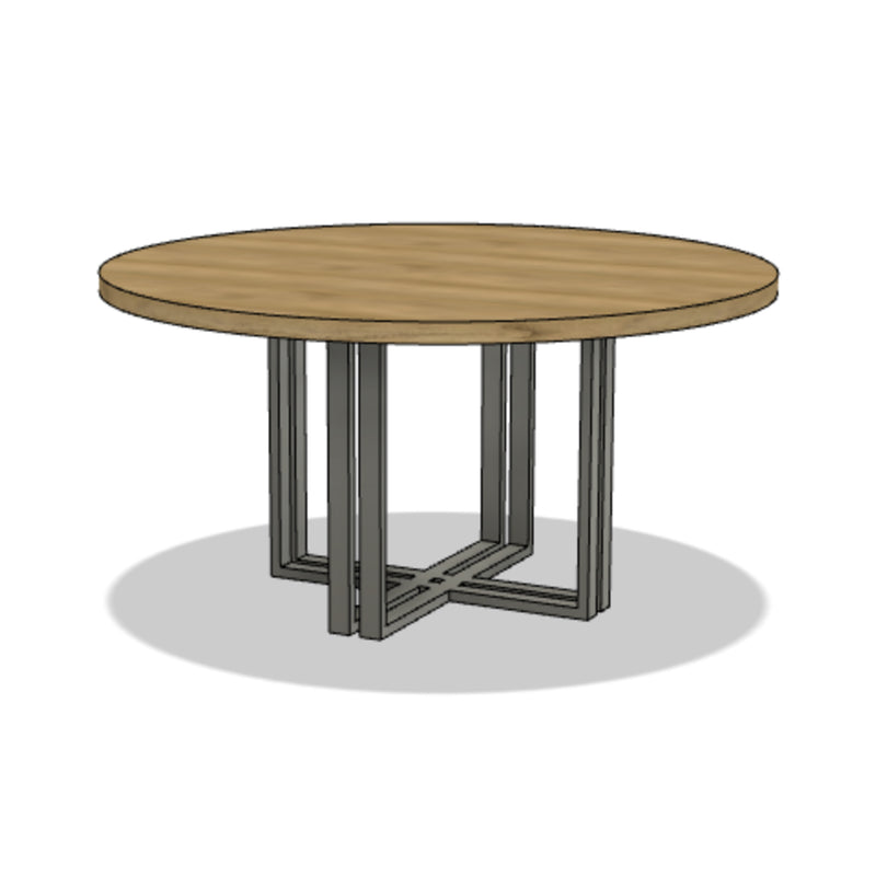 Ditto Dining Table (Round)