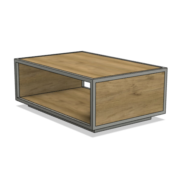 Encased Coffee Table