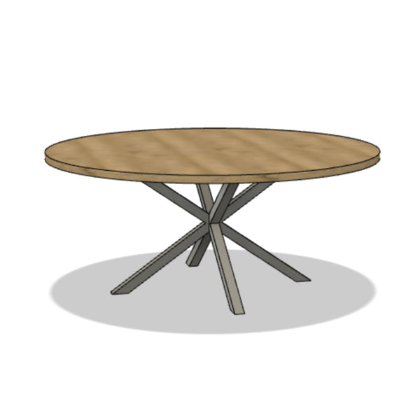 Kole Dining Table (Round)
