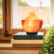 Shot™ Orb - Heated Himalayan Salt Massage Ball Lamp