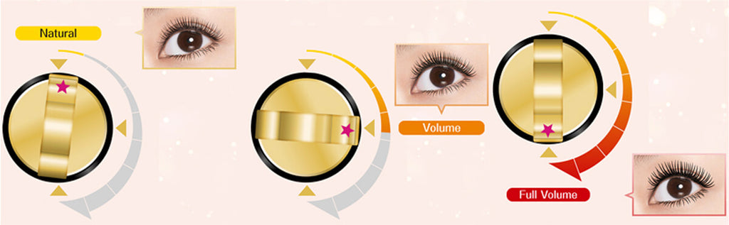 ISEHAN Kiss Me Heroine Make Volume Control Mascara