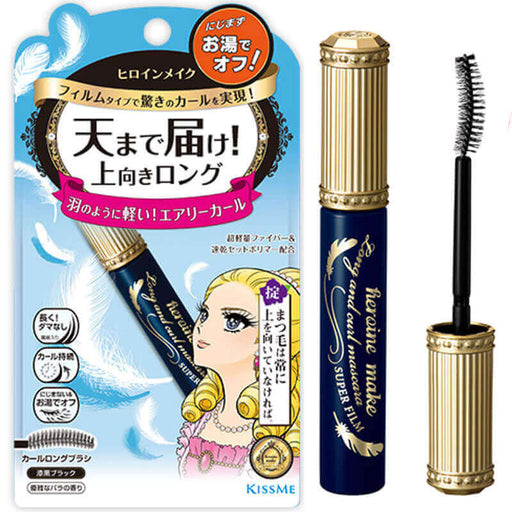 Heroine Make Long & Curl Mascara Super Film