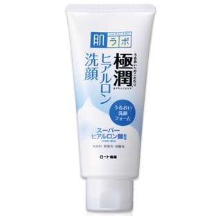 Gokujyun Hyaluronic Acid Cleansing Face Wash