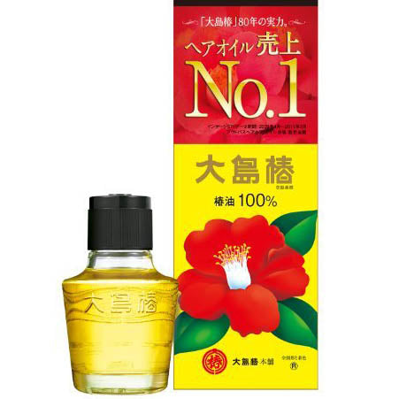 Camellia Hair Care Oil 60ml