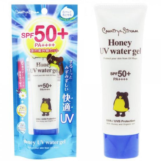 Honey UV Water Gel SPF50 PA++++ (45ml) LIMITED TIME DISCOUNT