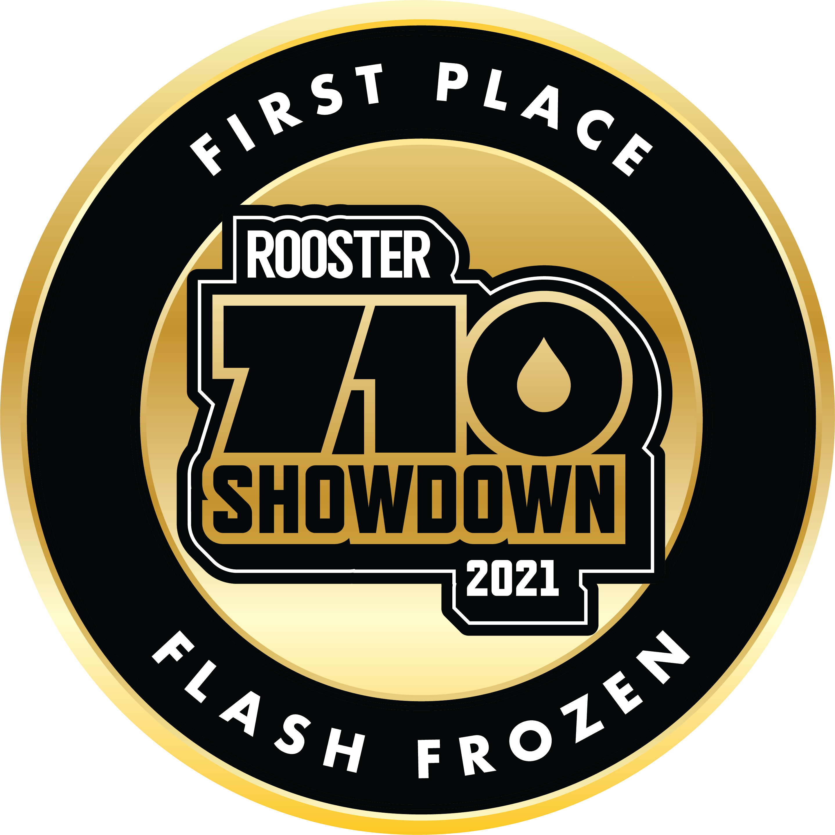 First Place 710 Show Down - Flash Frozen