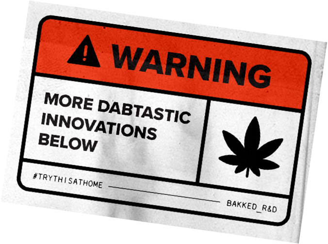 More Dabaratus Innovations Below