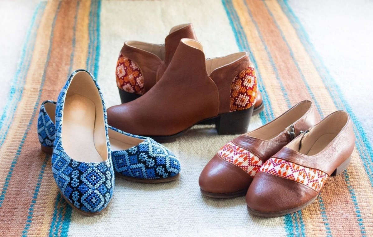 Handmade Shoes from Darzah