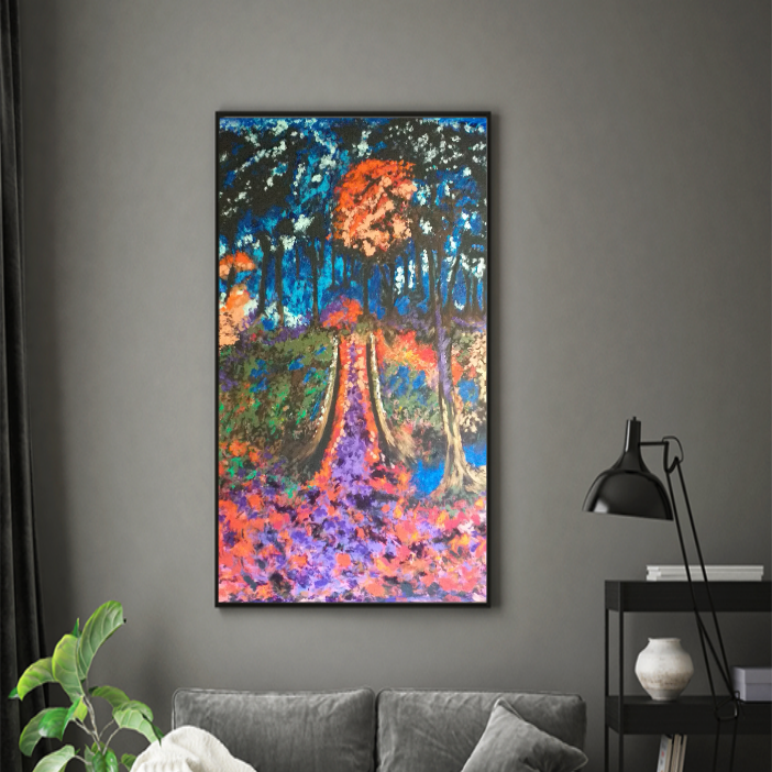 Forest in the dream - Artatelier