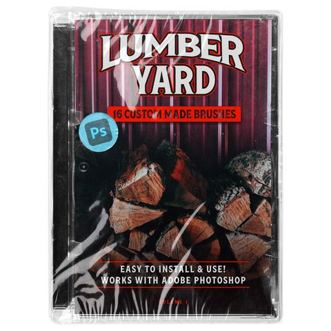 Lumber Yard Texture Brush Pack (V1)