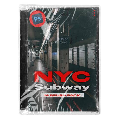 NYC Subway Brush Pack