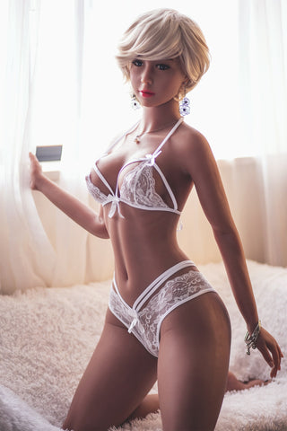 Molly Poupée Sexuelle Blonde