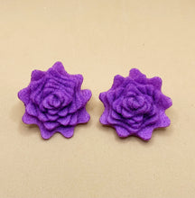Load image into Gallery viewer, Fiesta Earrings in Purple