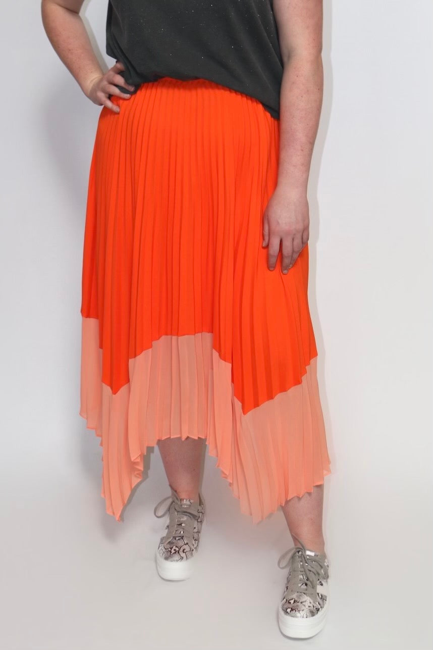 Ali Pleat Skirt