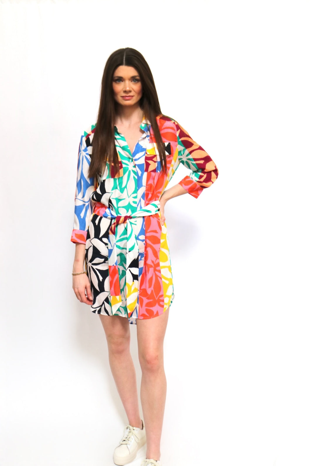 Adrian Shirtdress