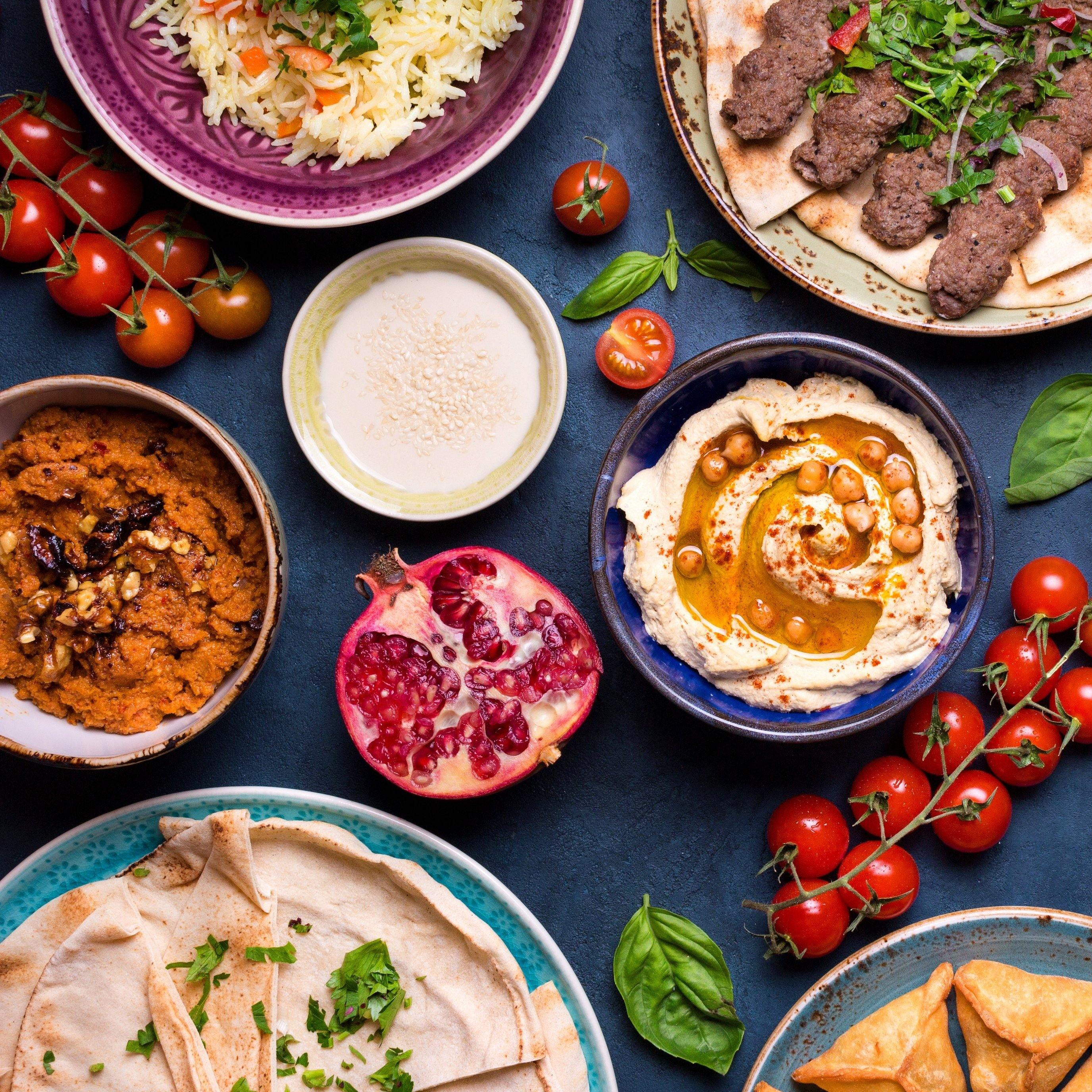 Mezze - Small Plates, Great for Sharing