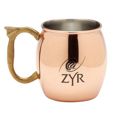 Copper Mule Mug - Set of 2